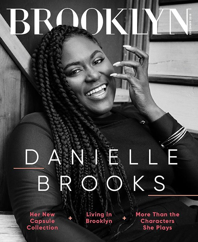 "🎉New Cover Alert for @BrooklynMagazine using @maccosmetics 🎉 ""Brooklyn is growth for me. I'm seeing all these new buildings going up, new shopping centers, all of these things—but I think the heartbeat of Brooklyn is still here. That's not going anywhere. And I feel the same about myself: that as a person, what makes me who I am isn't going anywhere."" — Danielle Brooks (@daniebb3) . 📸: @johnpmidgley 💇🏿: @infamousmstish 💄: @makeupbymichael 🎨: @morgan.mcmullen . . #brooklyn #sistersbrooklyn #brooklynmagazine #coverstory #digitalcoverstory #sayhername #daniellebrooks #taystee #oitnb #makeupartist #nyc #nycmua #mua #glamsquad"