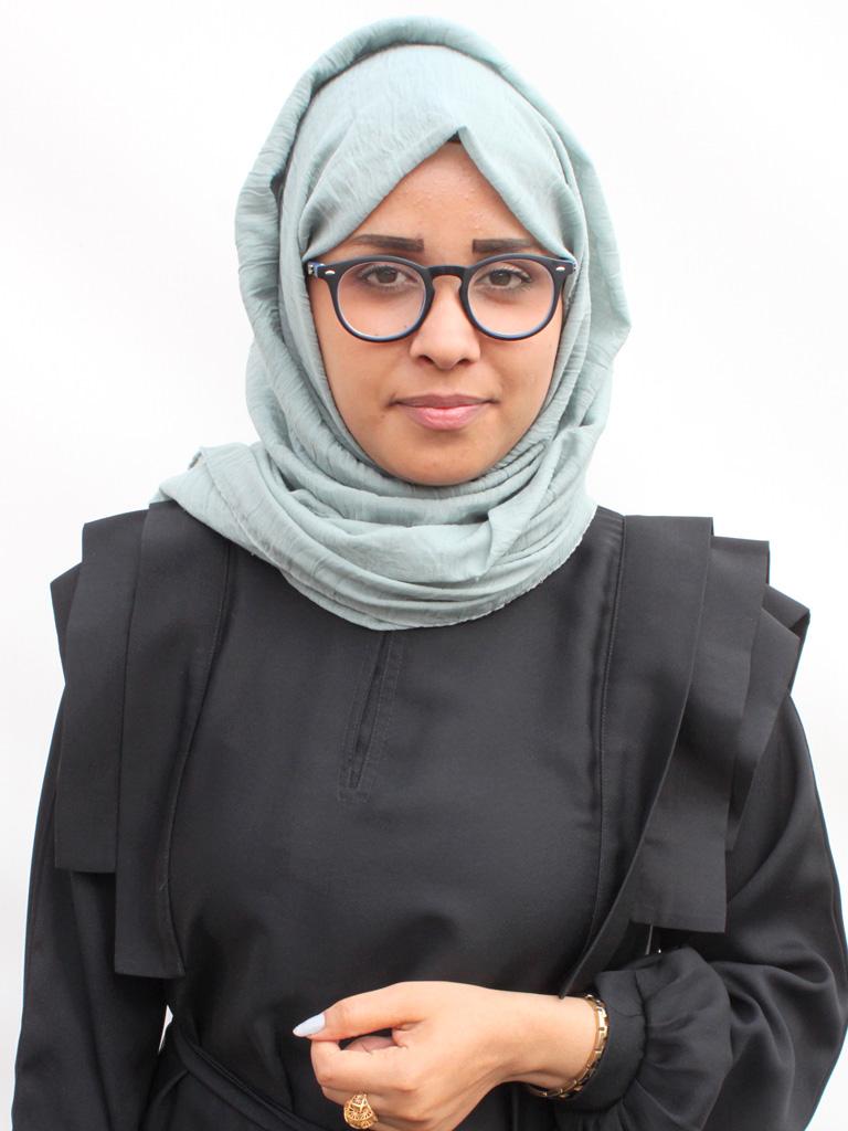 Doaa Al-Arashi - HR Assistant