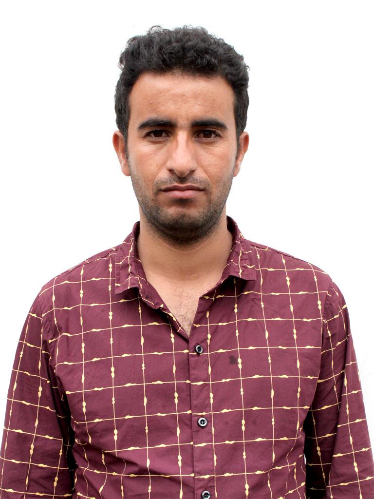 Abdo Al-Hamzy - Processing Supervisor
