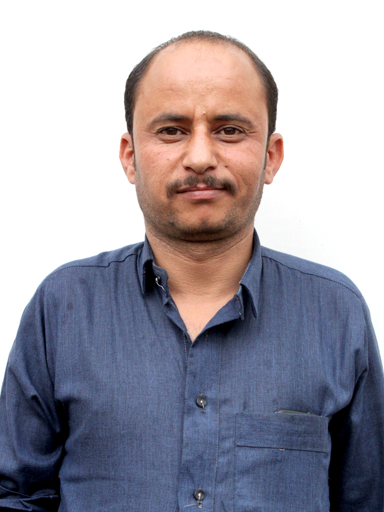 Ameen Subaih - Security Coordinator