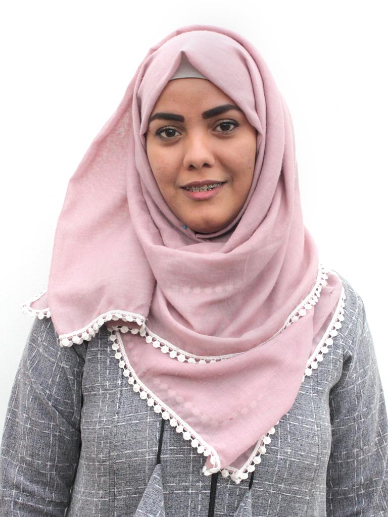 Ahd Alsiman - Logistics Manager