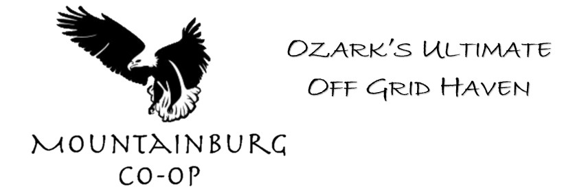 Mountainburg Co-op: Ozark Ultimate Off Grid Haven