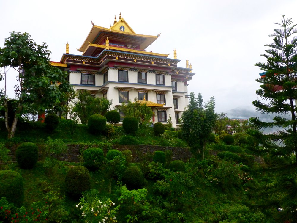 The Neydo Tashi Choling Monastery where we will be returning in August!