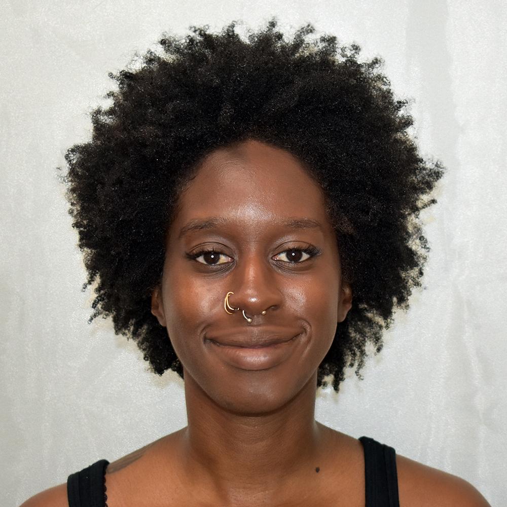 Custom Color Smashbox Studio Skin Foundation -- Half Face