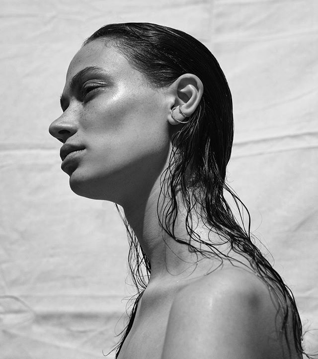 Sophie Koella for  Unconditional  magazine. Photo/Alexandra Nataf