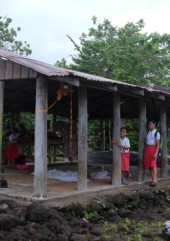 Family home in Vaito'omuli, Palauli (Savai'i.)