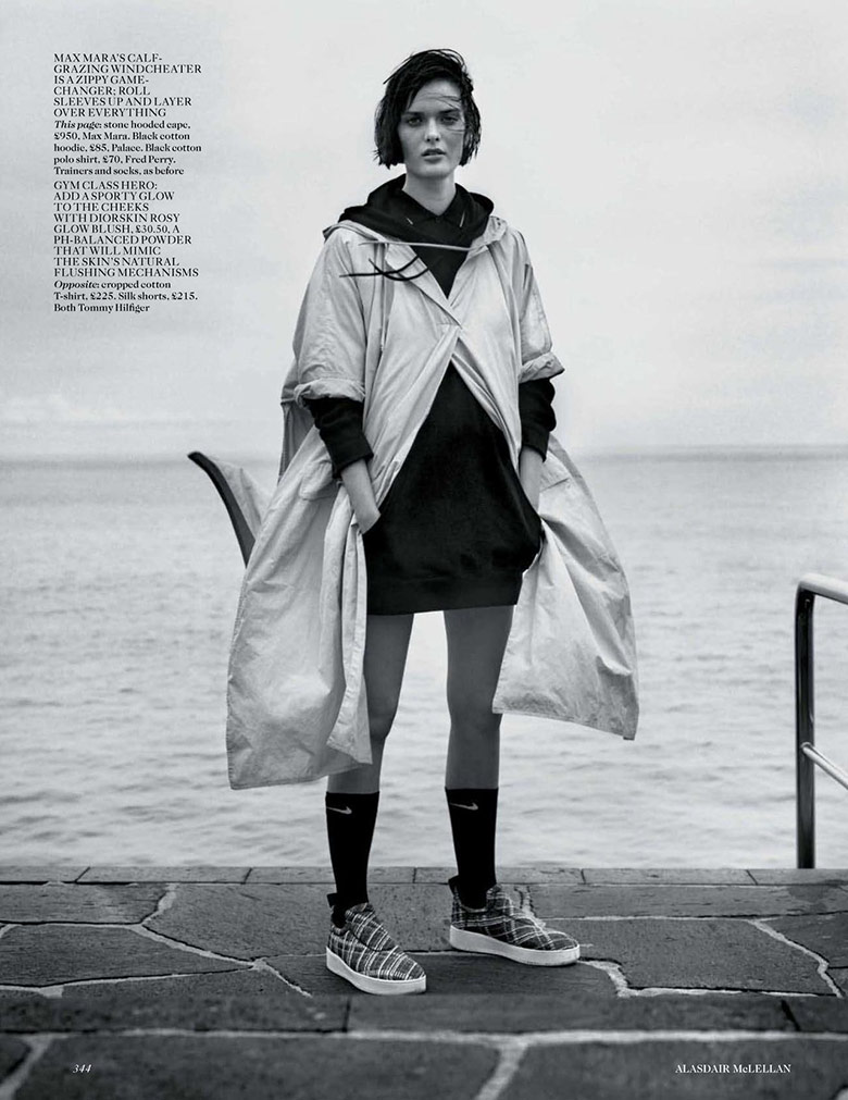 Sam Rollinson.   Photo/Alasdair McLellan for    Vogue UK   , March 2014.