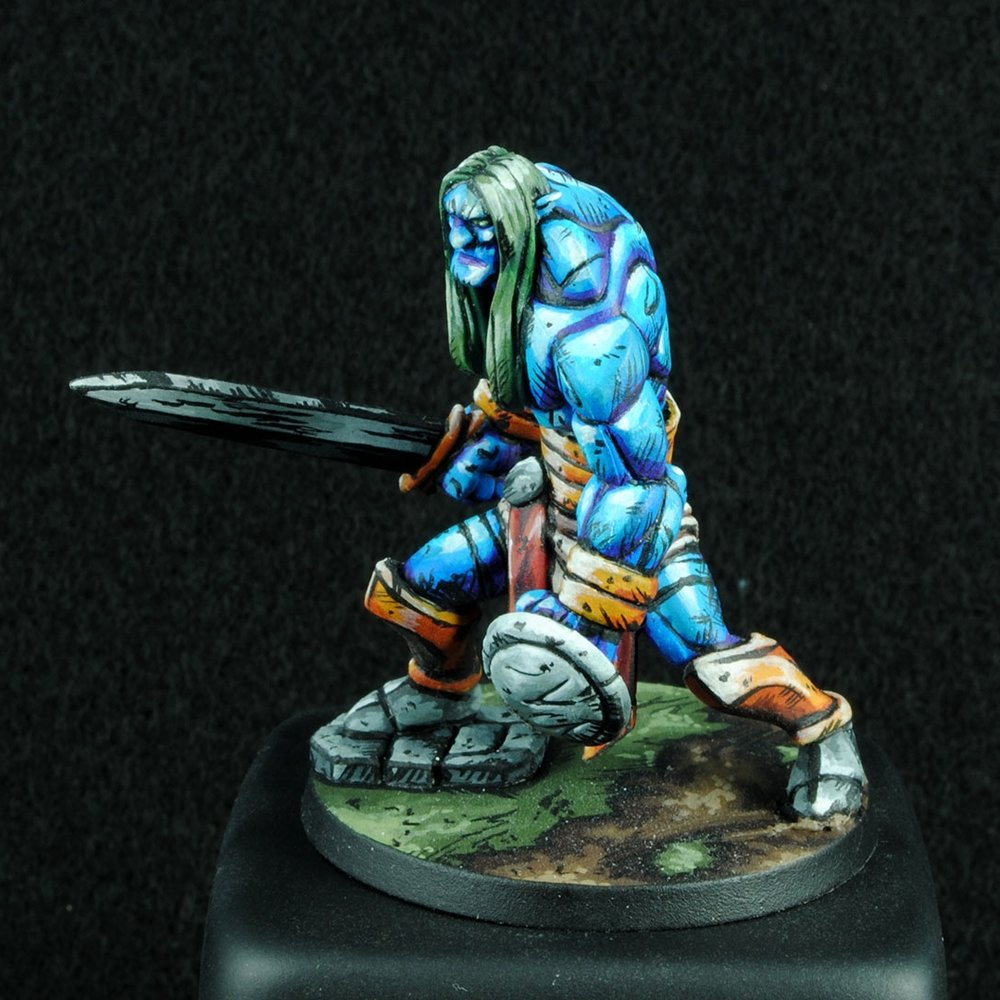 Stonekin Battleborn - Front