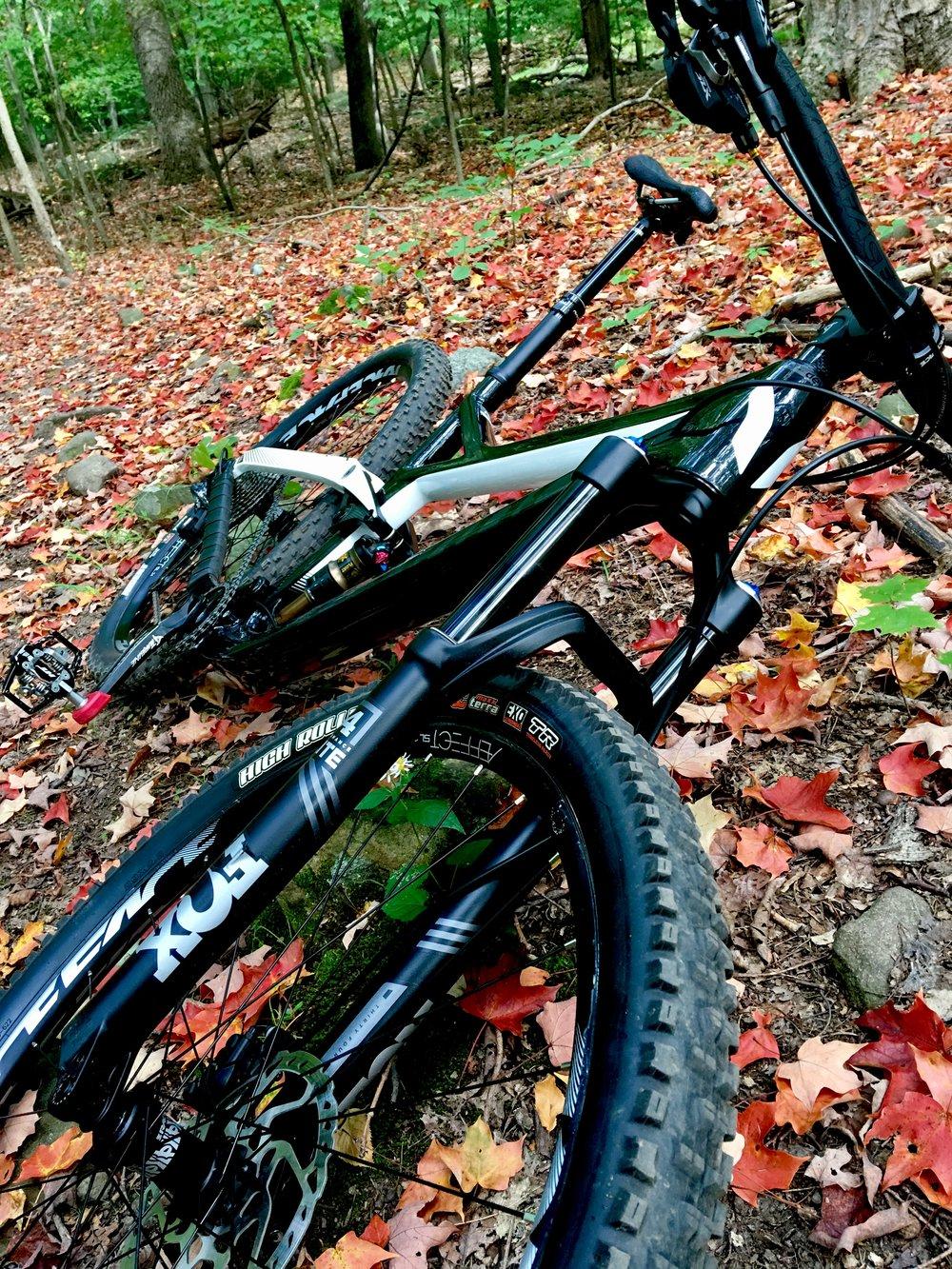 Devinci Cycles Django, 29er, Raceface components, Maxxis tires, Fox Shocks, Mountain Biking