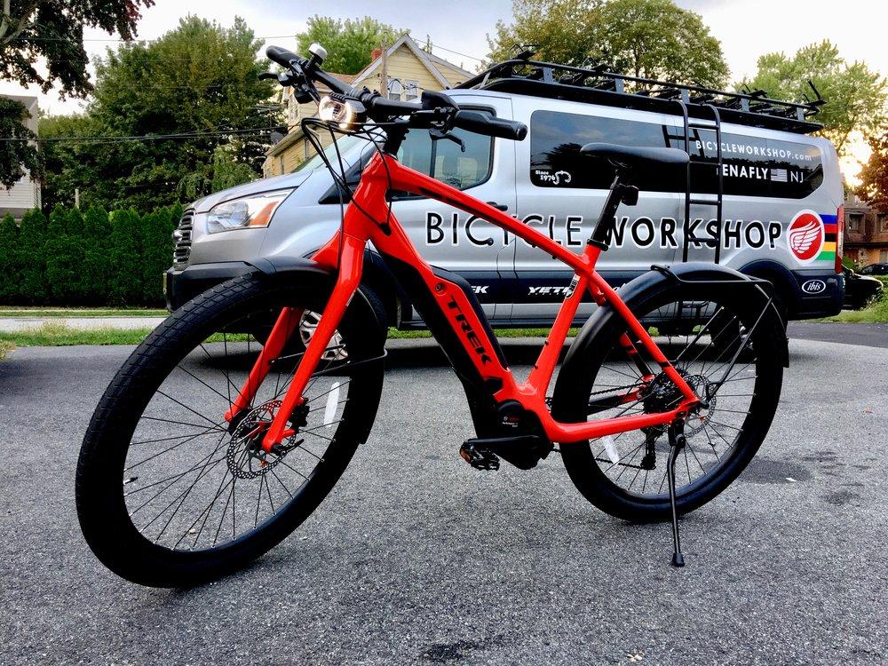 Trek Bicycles Super Commuter +, e-bikes