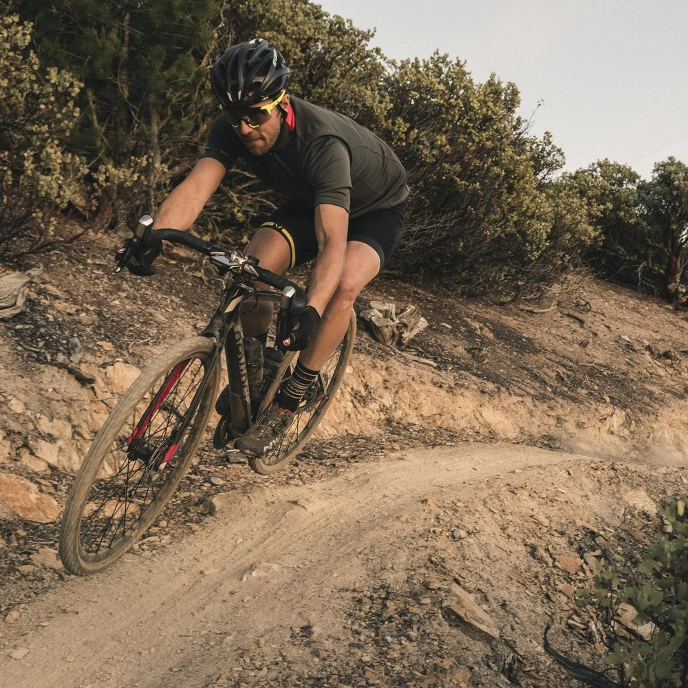 Don't be fooled by the drop-bars. The Devinci Hatchet is a versatile machine.