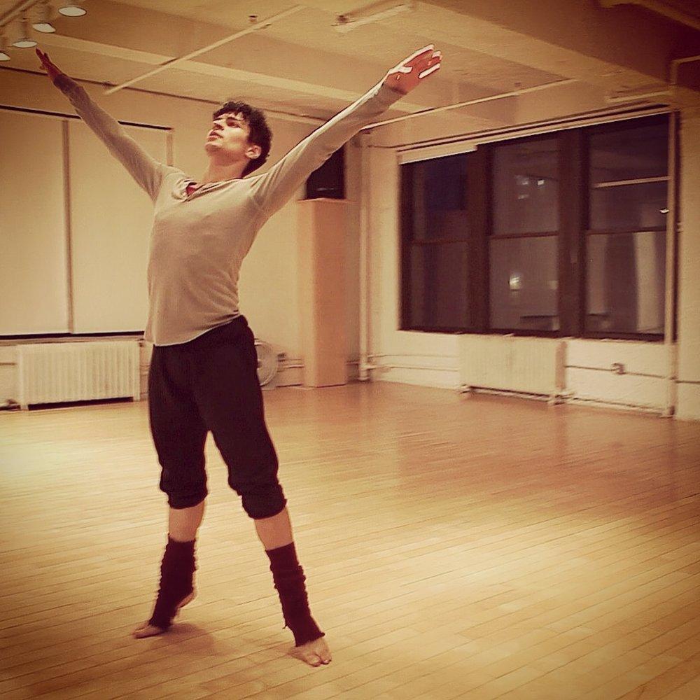 Veracity Dance Theatre  📸 Gabriel Berde