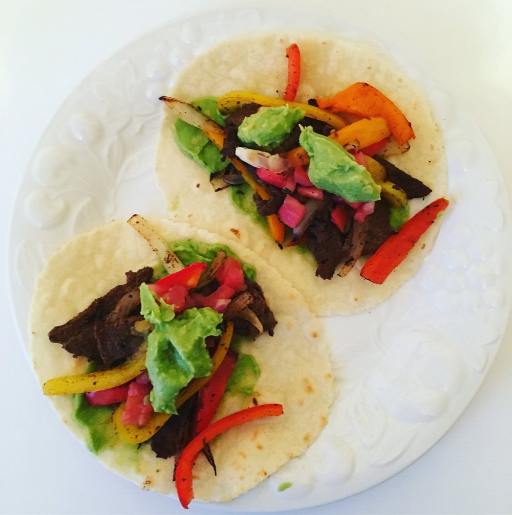 Ok, these are not recent tacos — I did not take a picture of those — but they are still pretty tacos, right?
