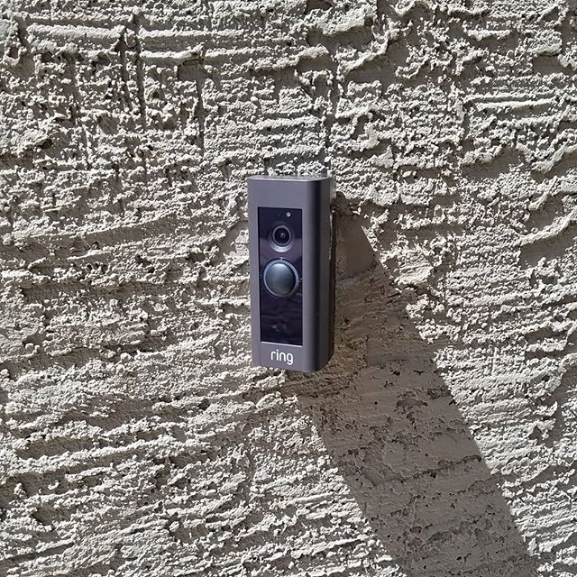 Dont just hope that your installing your Ring Pro video doorbell and doorbell chime power adapter correctly. Call us to get your Ring Pro installed professionally and correctly the first time. #ring #dontdoityourself #unlessyouknowhow #rightwaythefirsttime #whosthere #technology #smarthome #securitycamera #videodoorbell #techjunkiesaz
