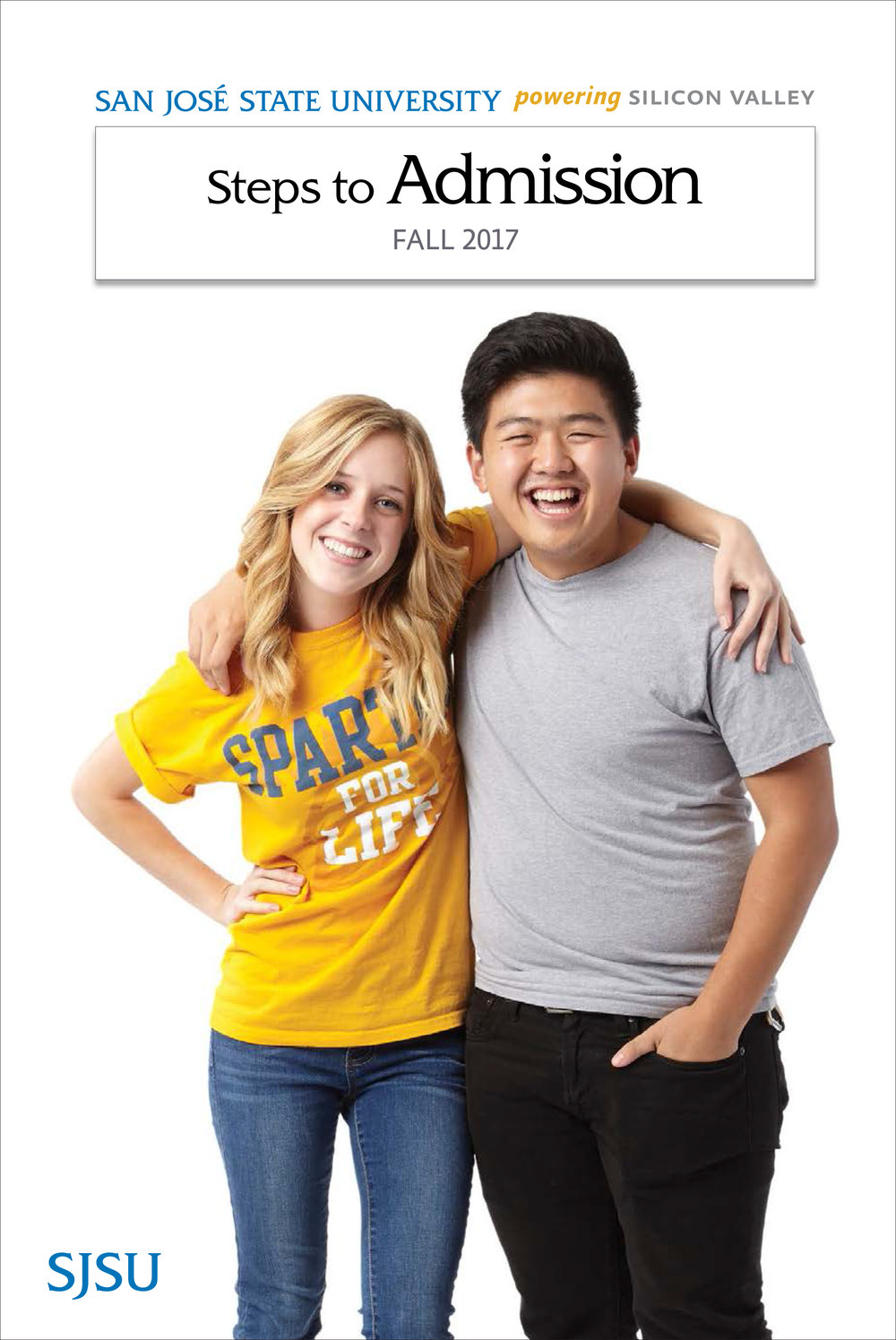 San Jose State University Admissions Brochure