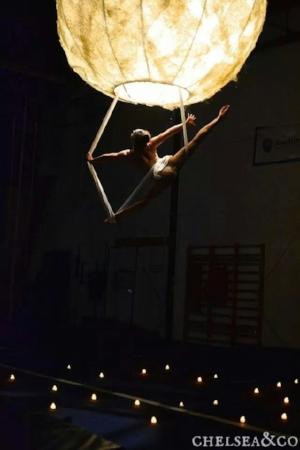 Aerial by: Tanya Byrno Photo by; Chelsea& Co
