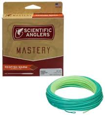 Scientific Anglers - Mastery Redfish Warm WF-8-F