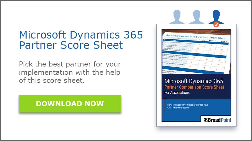 3 Ways Dynamics 365 Can Help Associations Improve Member