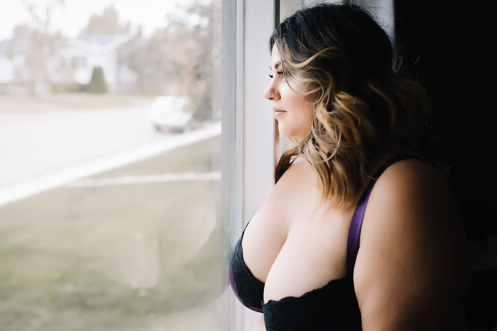 Calgary Boudoir Photographer, Artist Shannon Smith, Women's Empowerment, Body Diversity, Body Positivity, Self Love