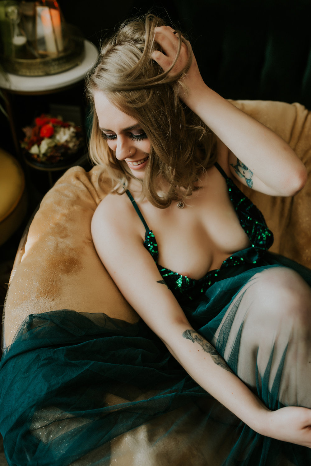 Boudoir, Calgary Photographer, Artist Shannon Smith, Empowerment, Portrait Photography, Body Positive Boudoir