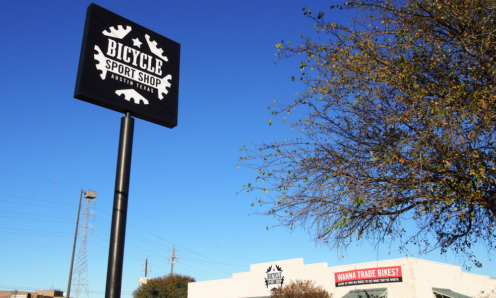 Bicycle Sport Shop : Research Blvd. Austin, TX