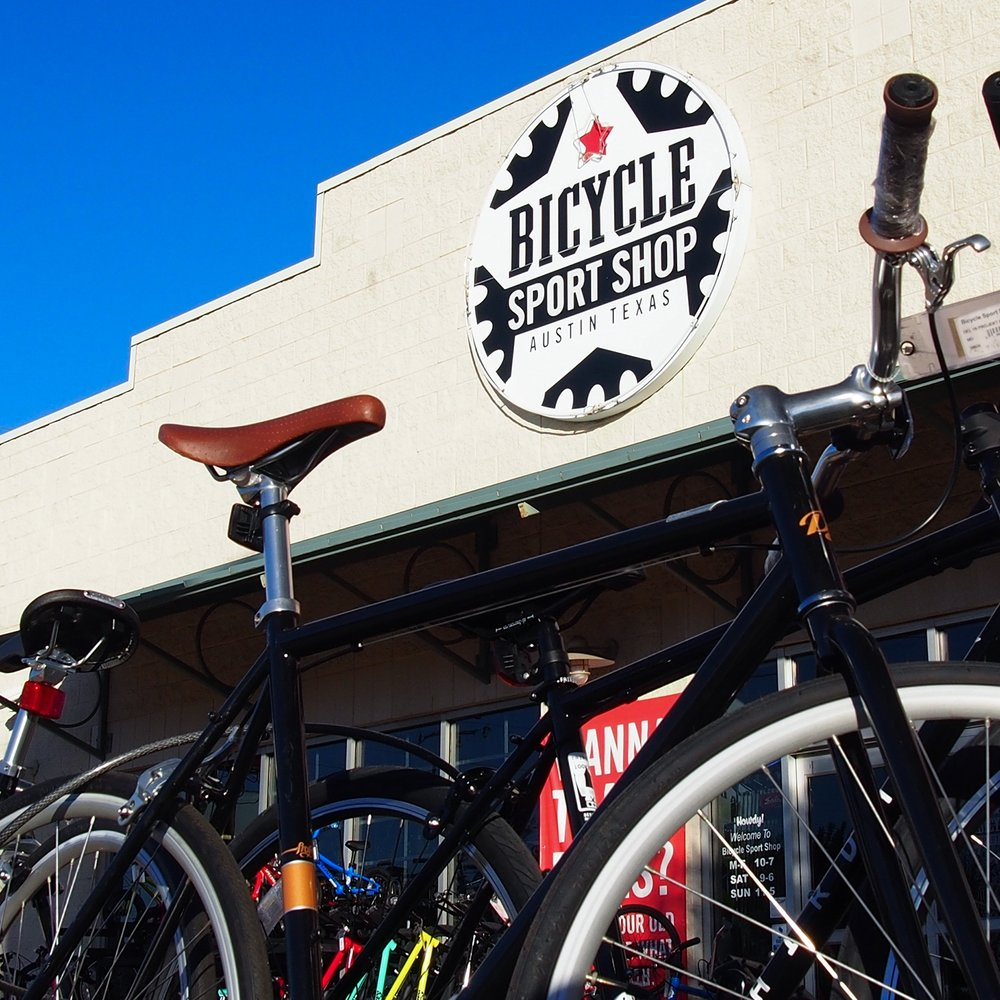 Bicycle Sport Shop Austin TX