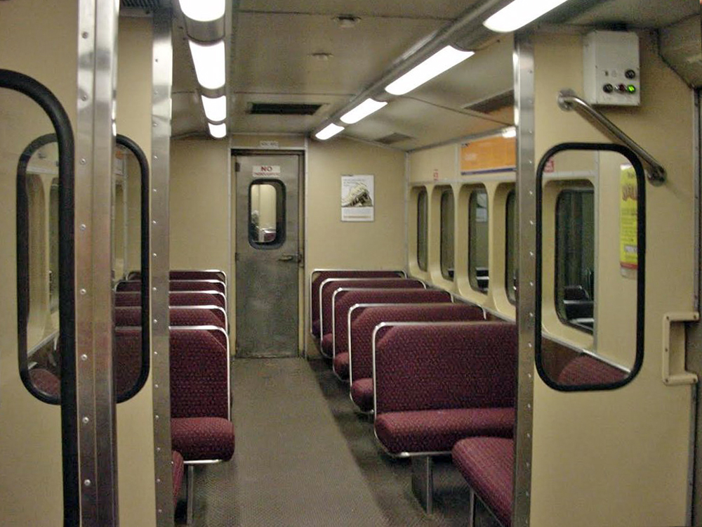NOT APPEALING: Old trains, uncomfortable seats... for years Auckland's limited train service was not attractive
