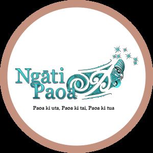 Logo of CRL Mana Whenua members Ngati Paoa