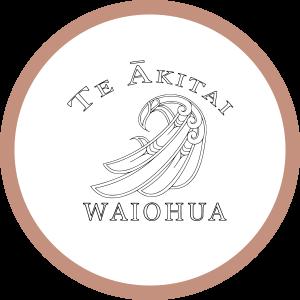 Logo of CRL Mana Whenua members Te Akitai Waiohua