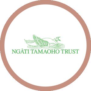 Logo of CRL Mana Whenua members Ngati Tamaoho