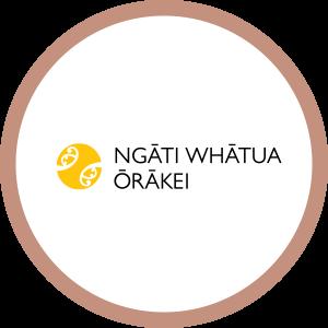 Logo of CRL Mana Whenua members Ngati Whatua Orakei