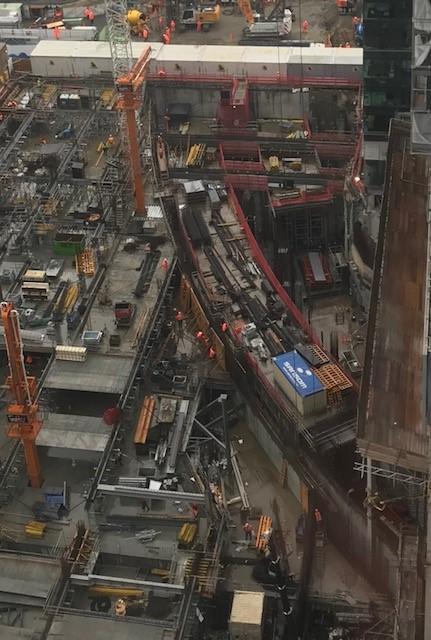 CRL construction March 2018