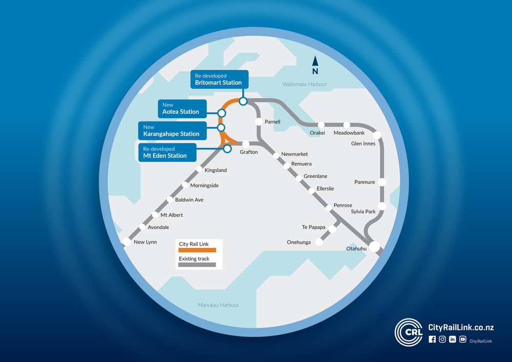 This is the new rail network post-CRL