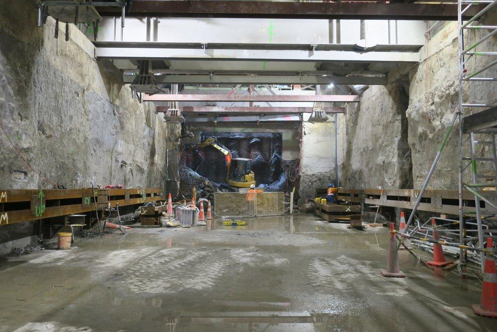 CPO 5 Nov 2018 Nth tunnel.JPG
