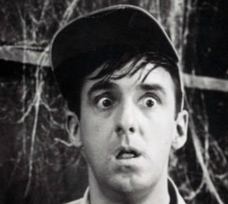 The rig was was affectionately named after 1960s TV character Gomer Pyle. Howard McNear (pictured) played a car mechanic in the long-running American sit-com  The Andy Griffith Show.