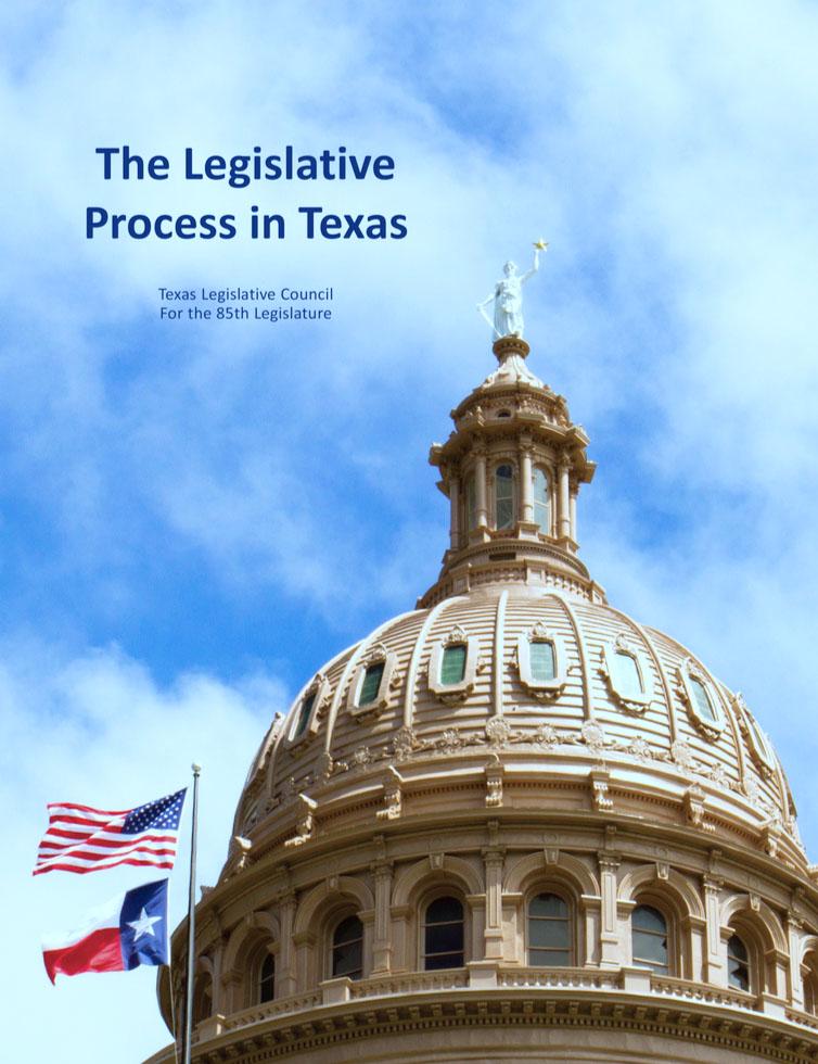 The Legislative Process in Texas