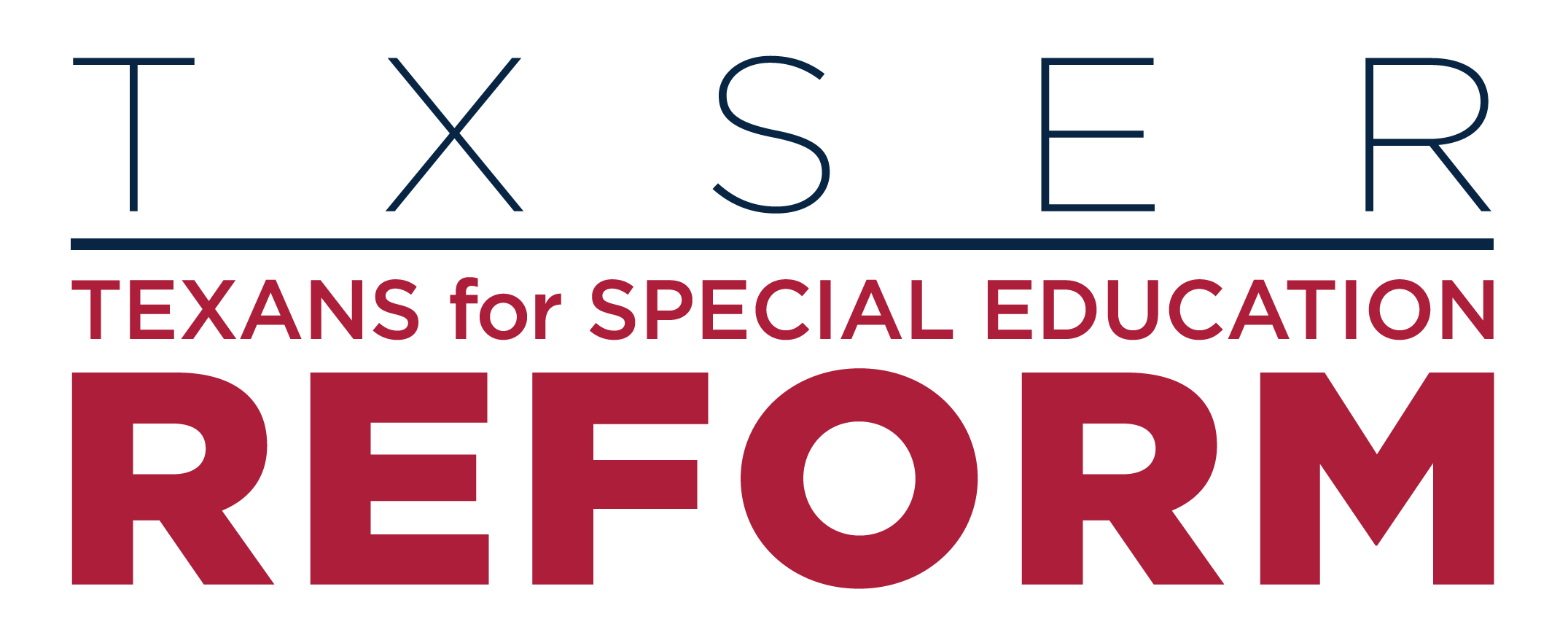 Texans for Special Education Reform logo