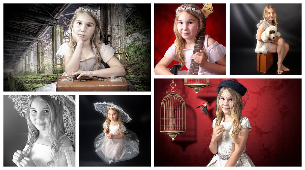 Fine art portrait photographer in nottingham - nottingham portrait photographer