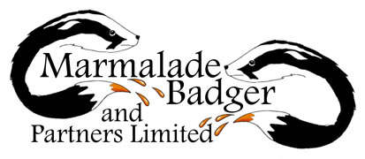 Marmalade Badgers & Partners Logo