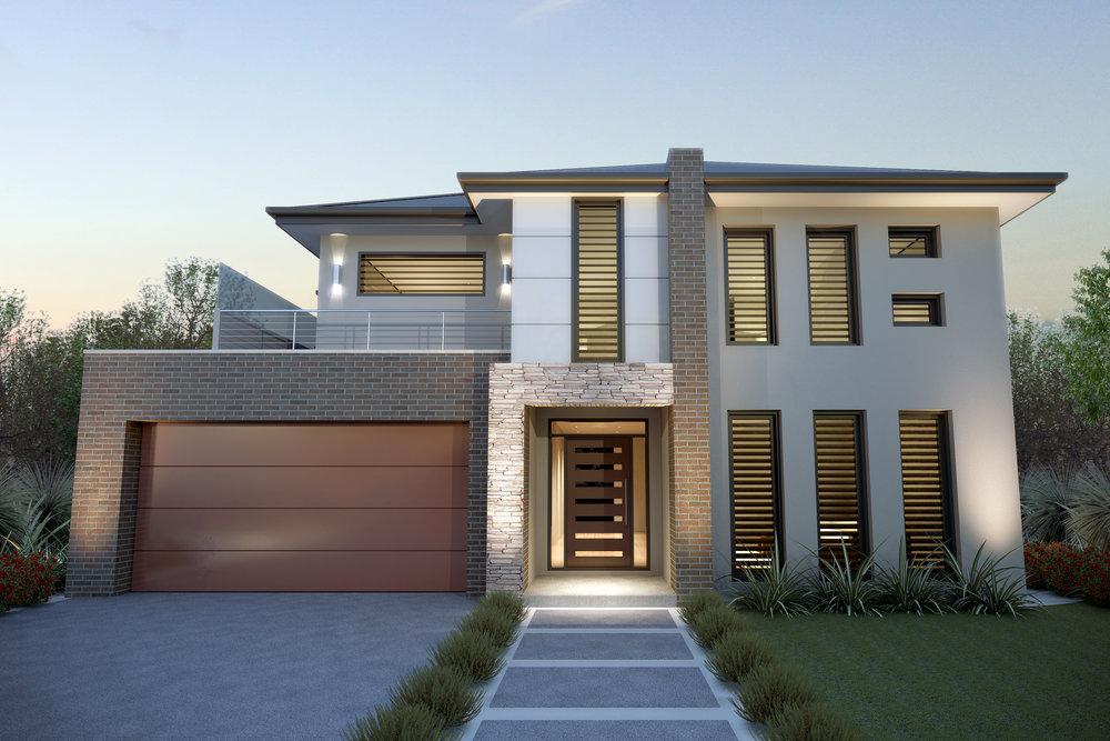 Rex Homes Modern
