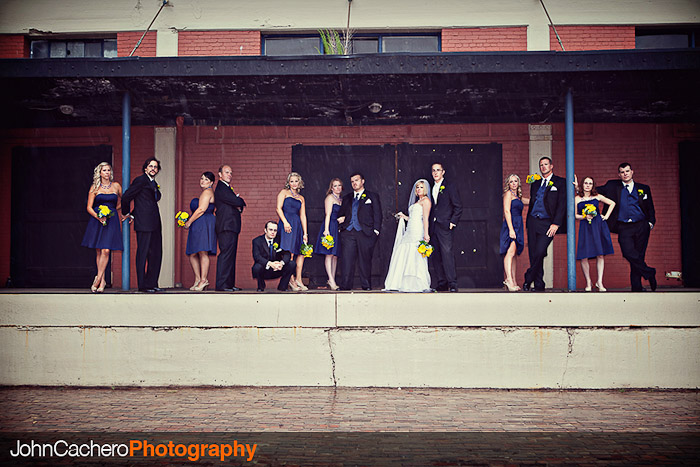 Norfolk Virginia Wedding Photograph - Nicole & Dan