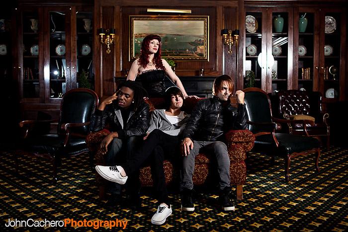 Hampton Roads Band Promo Photograph - Holly Would