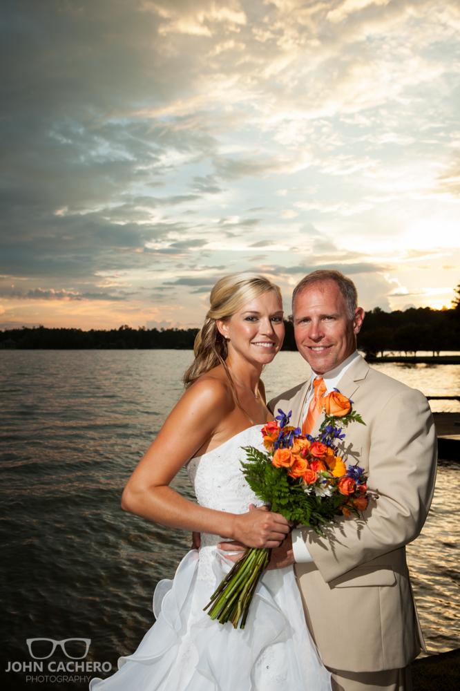 Auburn Alabama Wedding Photograph by John Cachero Photography
