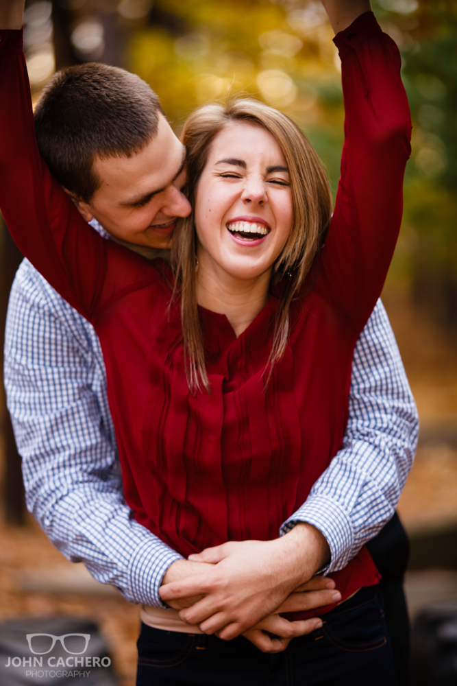 Chesapeake Virginia Engagement Photograph by John Cachero Photography