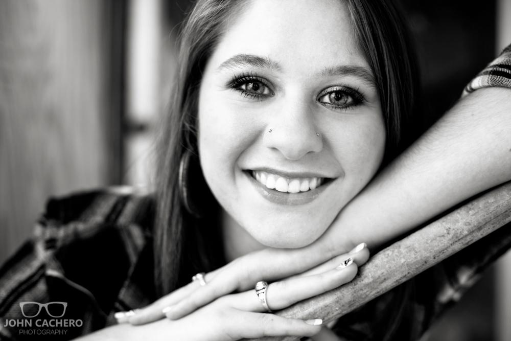 Tallwood High School Virginia Beach Senior Portrait Photograph - Brittany B.