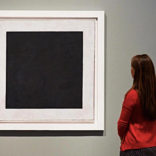 Kasimir Malevich, Black Square
