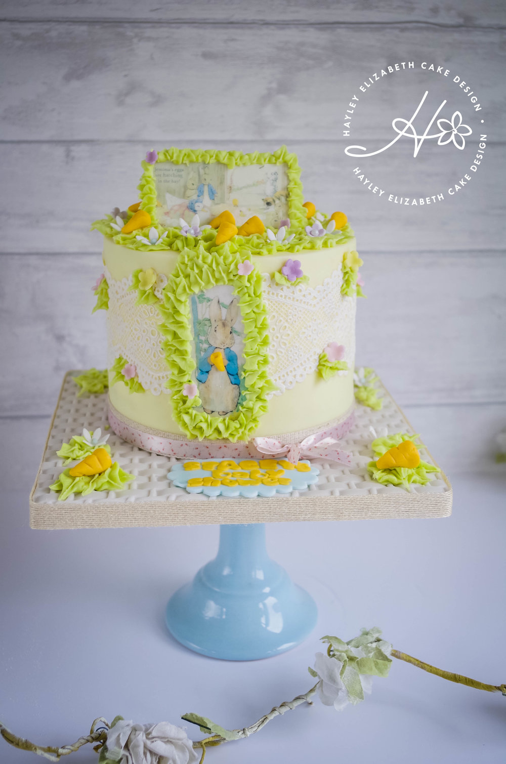 beatrix potter baby shower cake.jpg
