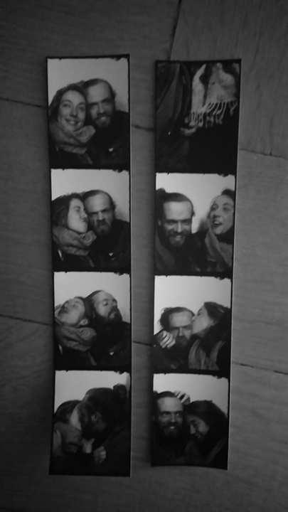 Liebelei Volker und Katharina