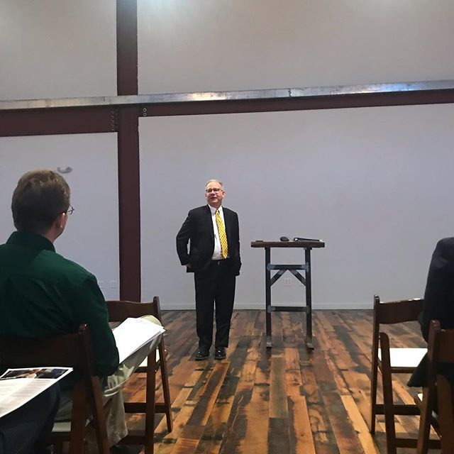Cheers to the Nations March Neighborhood meeting! This month it was held at @fatbottombrews private event space. Mayor David Briley spoke and listened to some of our Infrastructure concerns.  #thenations615