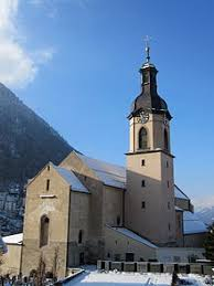 Chur Cathedral, Switzerland. Probably the final resting place of Jorge Jenatsch.